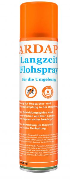 Ardap long term flea spray (400ml)