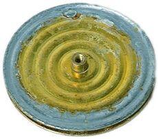 Ersatzmembran 2-fach mit Innnegewinde - Bild 1