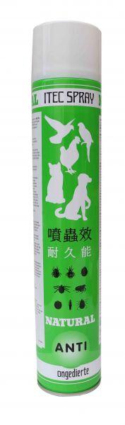 Natural Itec Spray - Ungeziefermittel (750ml)