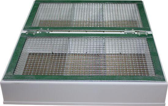 Stammschlupfhorde 38,5 x 46,5 cm - Bild 1