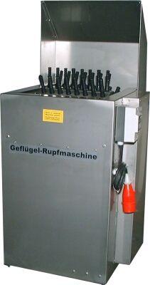 Nassrupfmaschine - 230 Volt - Edelstahl - Bild 1