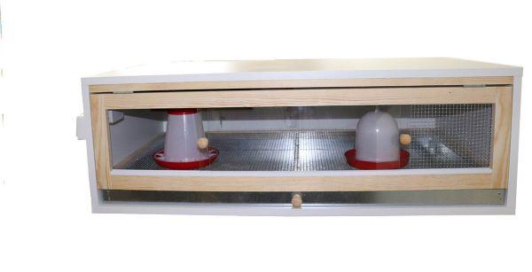 Aufzuchtbox für Küken 100 x 64 x 35 H cm