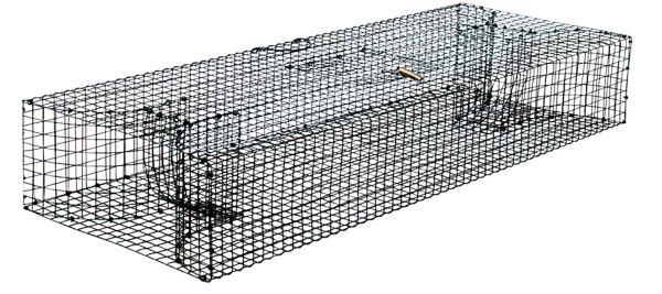 Bisamfalle - Reusenfalle (100 x 34 x 16 cm)