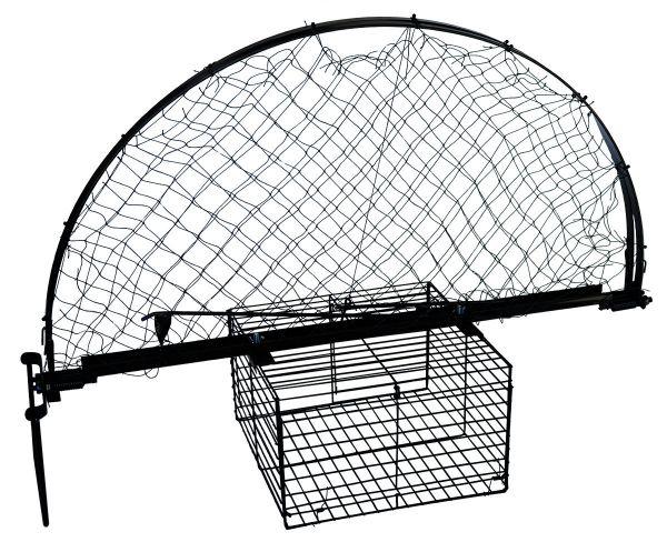 Großvogelfalle rund - Bügelweite 105 cm