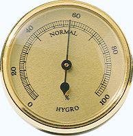 Bimetall-Hygrometer - Bild 1