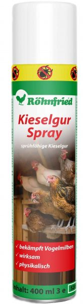 Kieselgur Spray (400 ml)