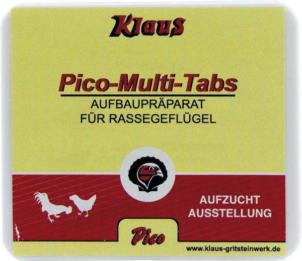 Pico-Multi Tabs (100pcs)