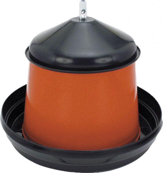 Feeder for poultry - plastic - (approx.10 kg)