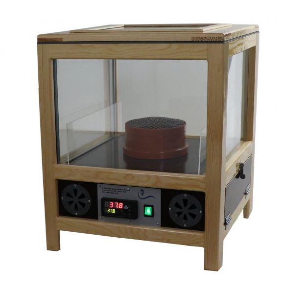 Demonstration incubator