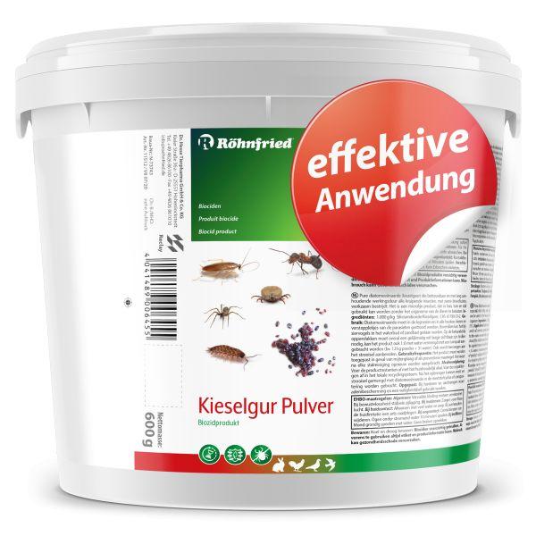 Kieselgur Powder (600 g)