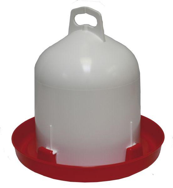 Plastic drinker for poultry (6l)