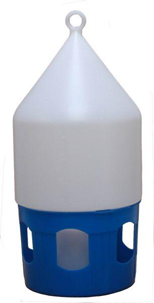 Taubentränke mit Tragering und Bajonettverschluss 5,0 l