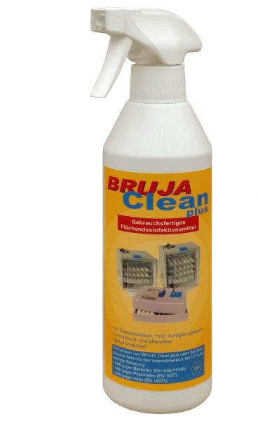 Disinfectant BRUJA Clean plus, 500 ml