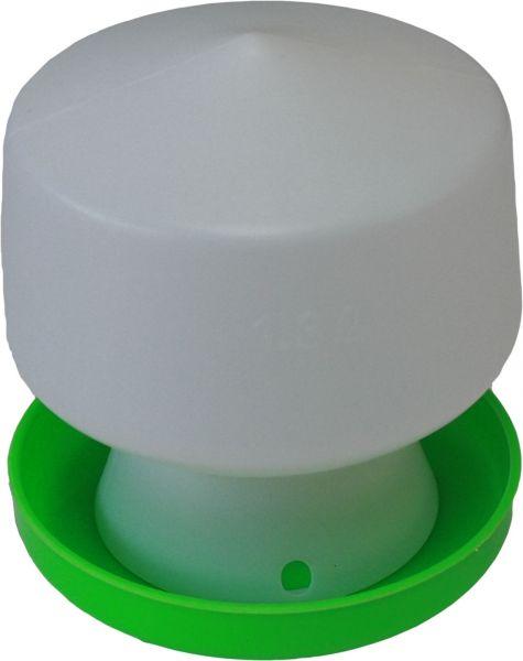 Plastic drinker for chicks (1,3 l)