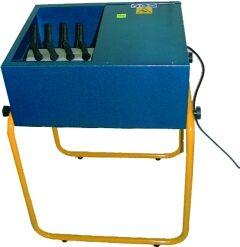 Nassrupfmaschine - 230 Volt mit 24 Rupffingern - Bild 1